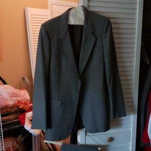 Gray Milano suit